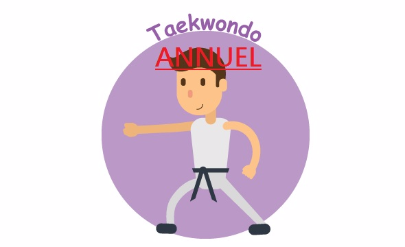 Taekwondo, mer 14:10, cp - cm2