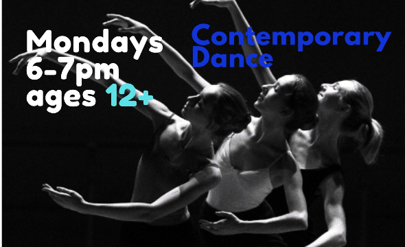 Contemporary dance ages 12+