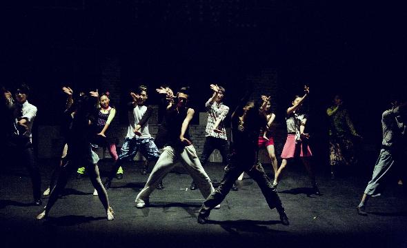 Mercredi danse moderne 6ème à 3ème