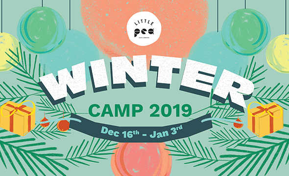 Week 1 winter camp 2019: holiday groove dance