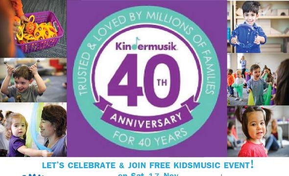Free kidsmusic class!