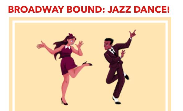 Broadway bound: jazz dance