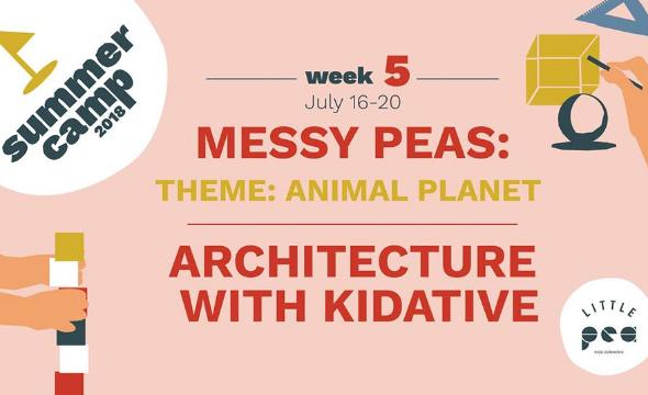 Week5 summer camp (messy peas)