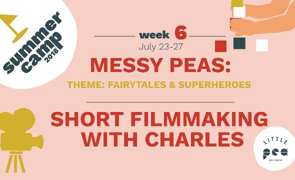 Week6 summer camp (messy peas)