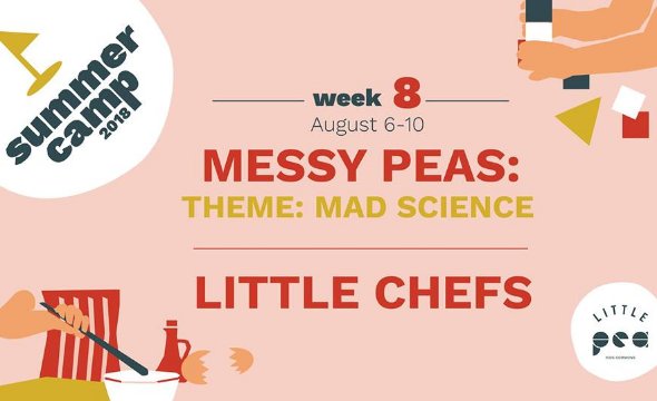 Week8 summer camp (little chefs)