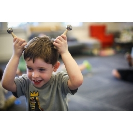 Laugh & learn (level3) (package) 4 classes, free 1 class