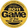 Creative Child Magazine Game of the Year USA