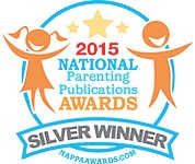 NAPPA Silver Award Winner