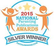 NAPPA Silver Award Winner