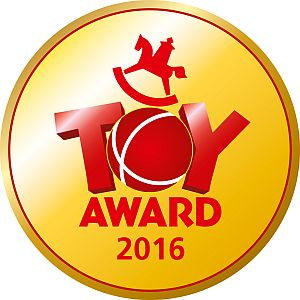 winner of the 2016 ToyAward