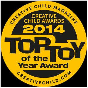 Creative Child Magazine Top Toy USA 2014
