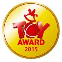Toy award 2015