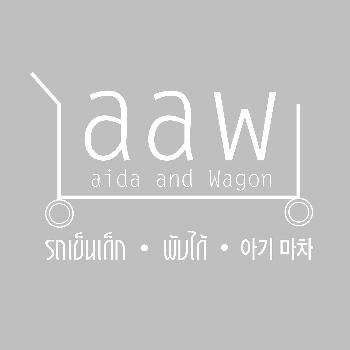 Aida and wagon