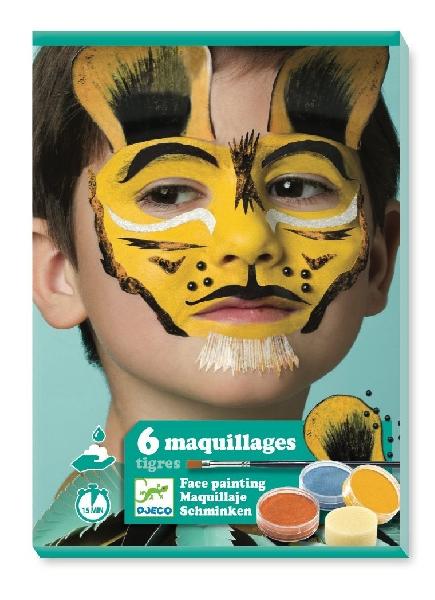 Maguillagea(tigres)