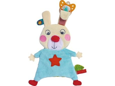 Cuddly bunny flip
