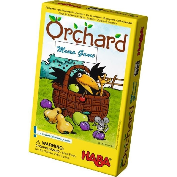 Orchard memory game