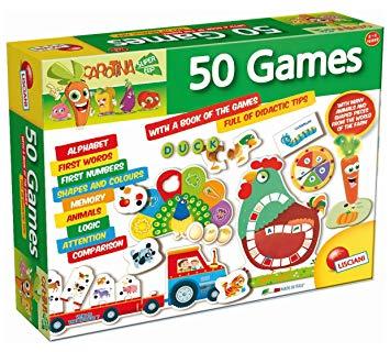 Carotina talking pen 50 games
