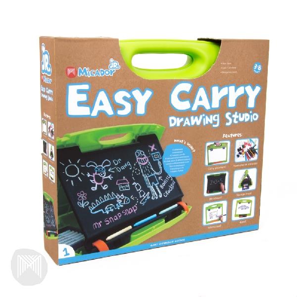 Easy carry drawing studio micador jr.