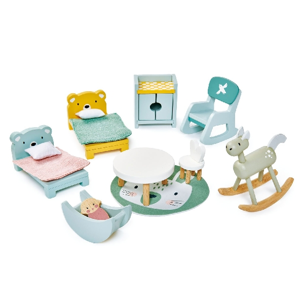 Dovetail kids room set