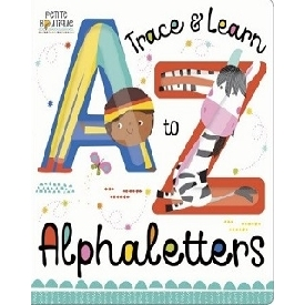 Trace and learn alpha letters