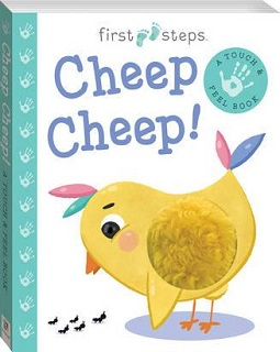 First steps touch and feel: cheep cheep!