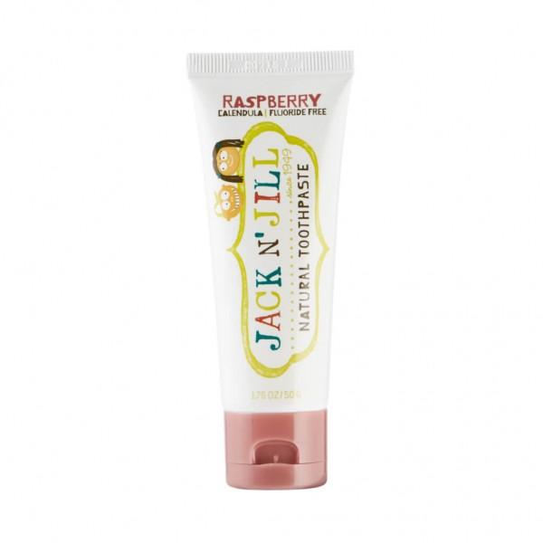 Jack n' jill natural toothpaste – raspberry