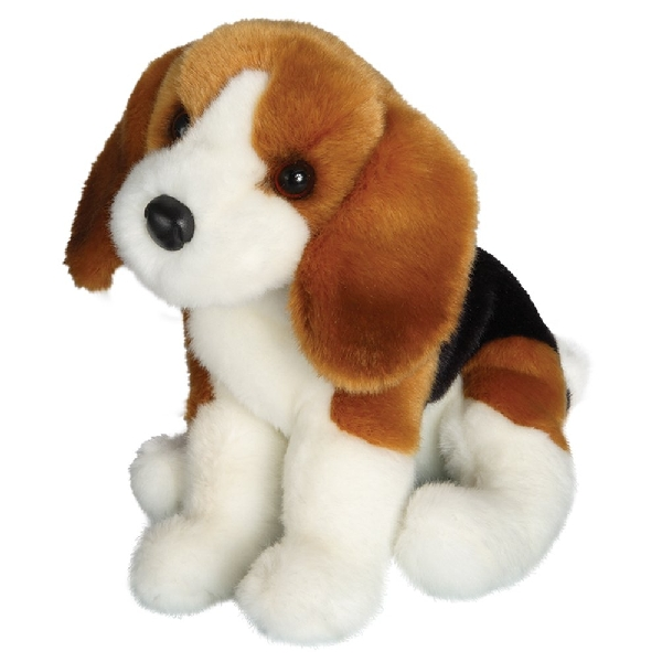 Balthezar beagle doll