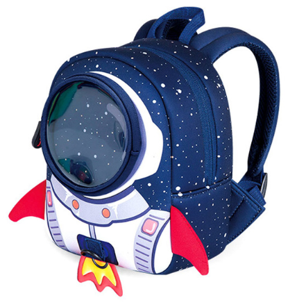 Uek rocket backpack blue - s
