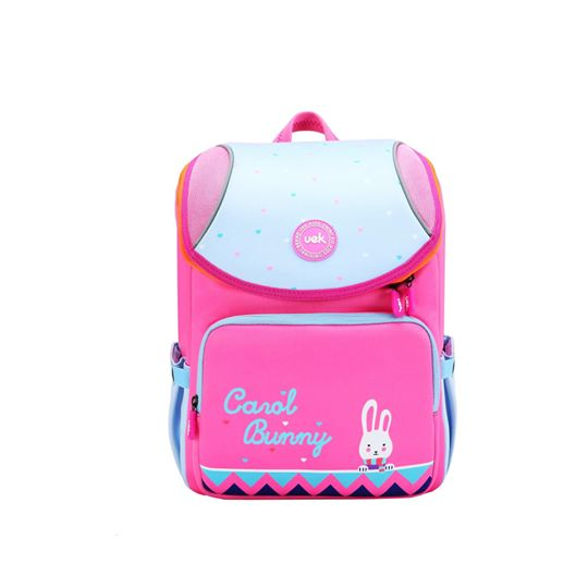 Uek school bag - neoprene carol bunny