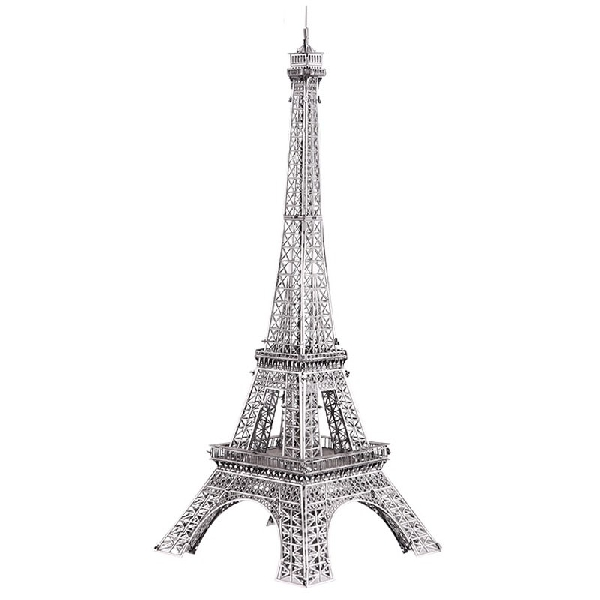 Eiffel tower - metal 3d puzzle
