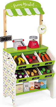 Green market grocery