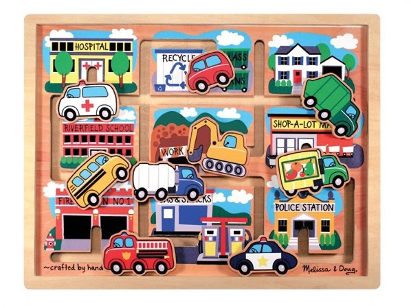Vehicles maze