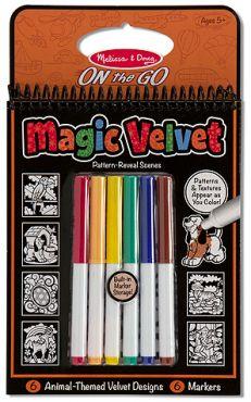 Magic velvet - animals