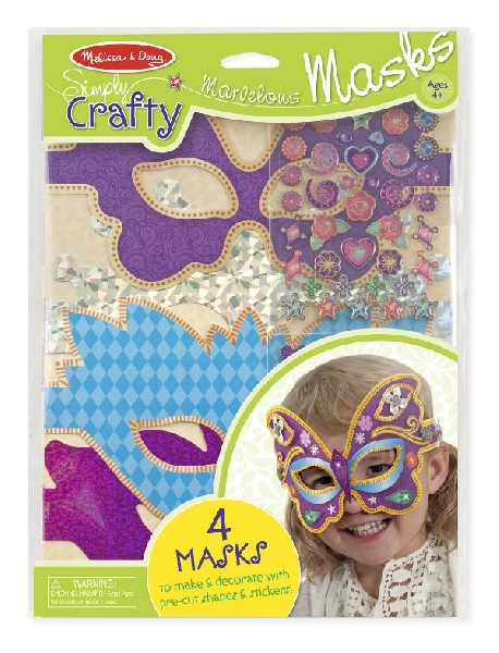 Make your - marvelous masks