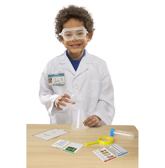 Role play costume - scientist