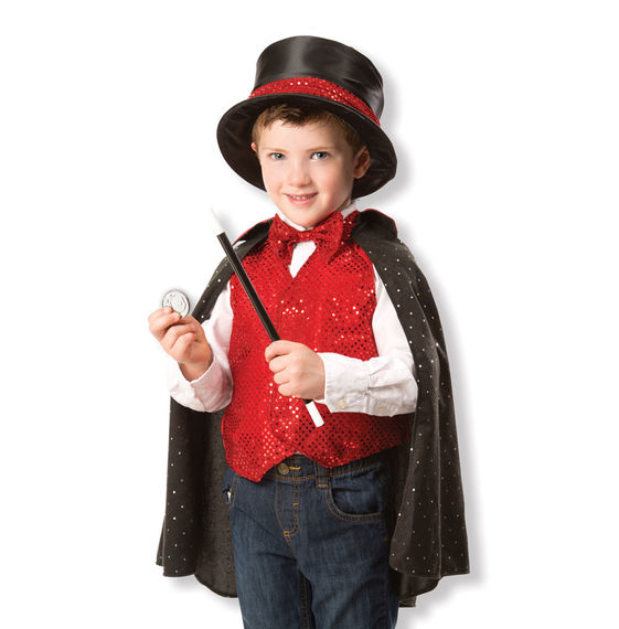 Role play costume - magician