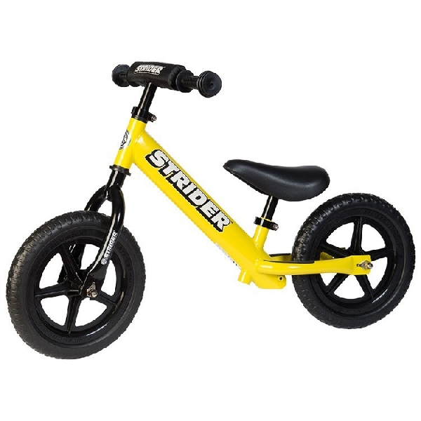 Strider sport yellow