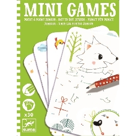Mini game - dot to dot junior