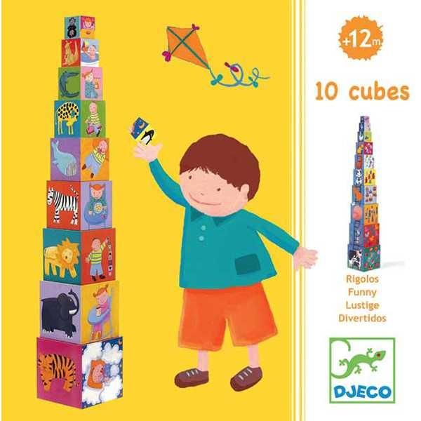 10 funny blocks