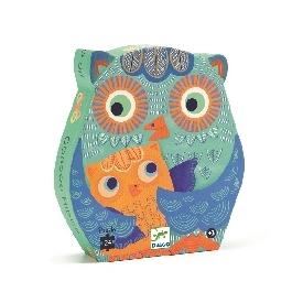Hello owl puzzle