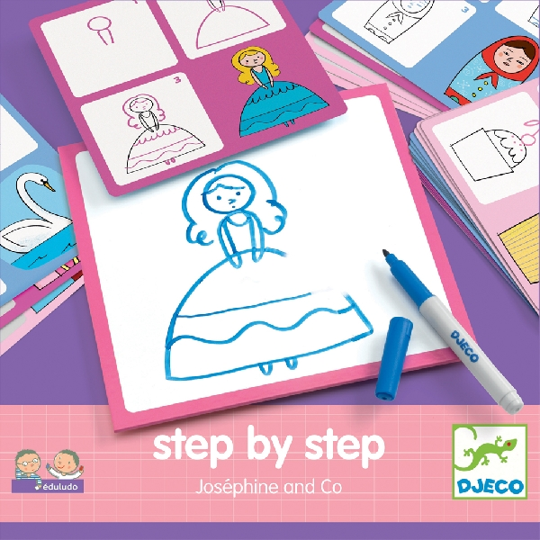 Step by step - joséphine and co
