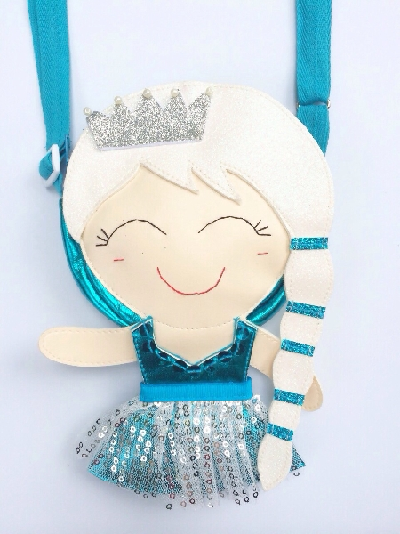 Sati snow princess bag