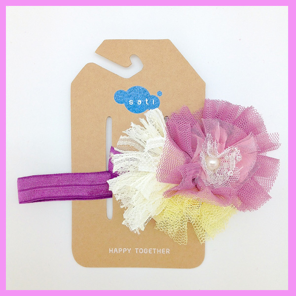 Sati hb057 headband princess (mixed color)