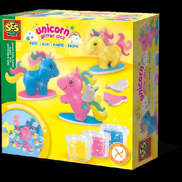 Clay - unicorn