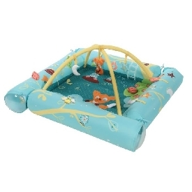Inflatable play mat - fox