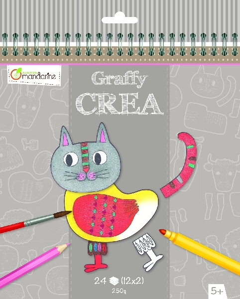 Graffy crea animal creations