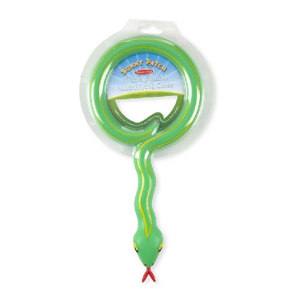 Shimmy snake magnifying glass