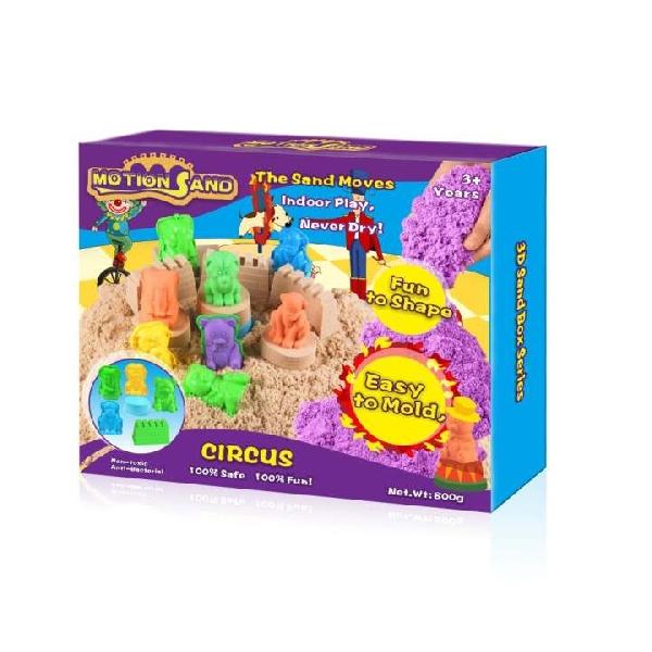 3d sandbox - circus
