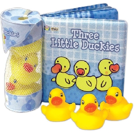 Float along - three little duckies