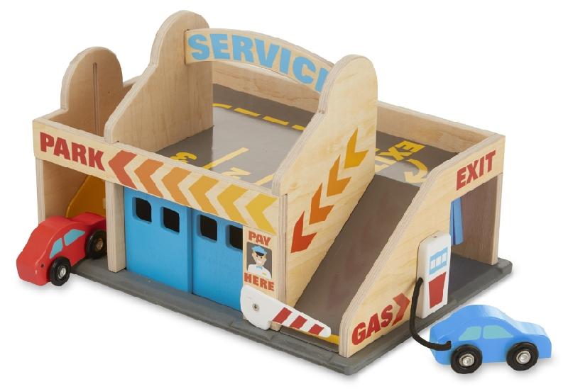 Service station set